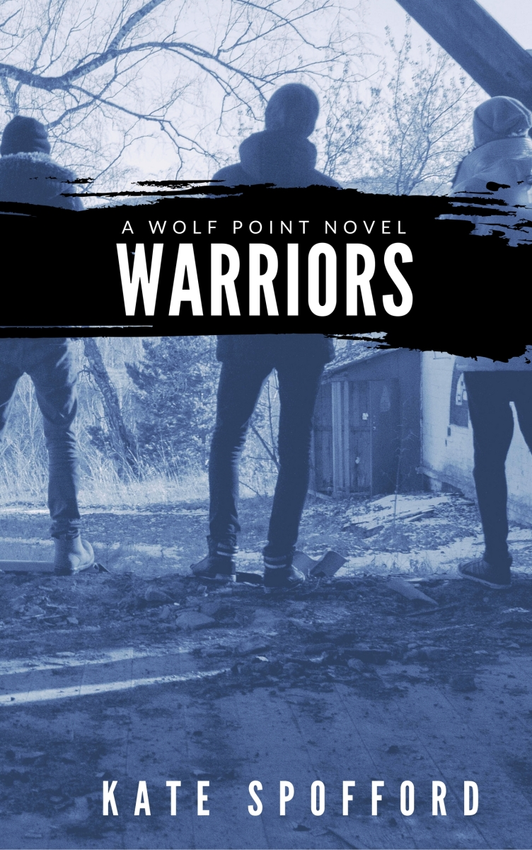 Warriors cover mockup