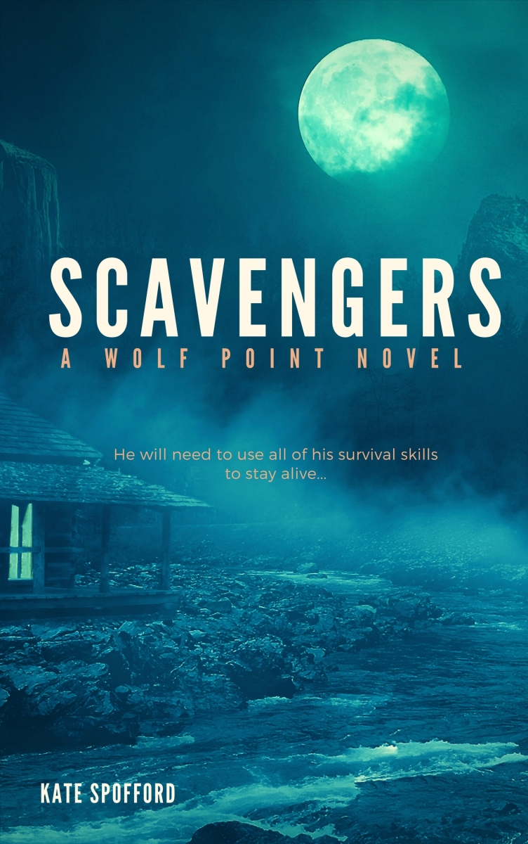 Scavengers cover