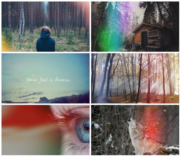 Dreamwalkers aesthetics