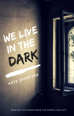 We live in the dark