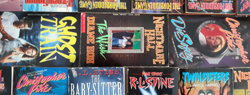 Paperbacks from Heck blog header