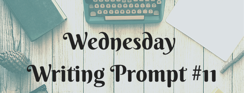 Wednesday Writing Prompt #11: Name Change
